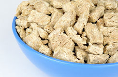 Textured soy - meat substitute Stock Images