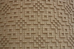 Textured Square Pattern Royalty Free Stock Images