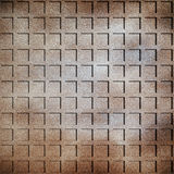 Textured squares Stock Image