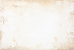Textured and stained canvas Royalty Free Stock Photography