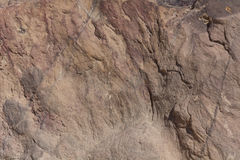 Textured surface of colorful rock Royalty Free Stock Photos