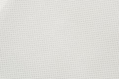 Textured synthetical background. Close up of gray textured synthetical background Stock Image