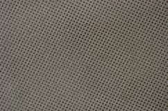 Textured synthetical background. Close up of gray textured synthetical background Royalty Free Stock Photos