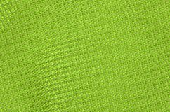 Textured synthetical background. Close up of green textured synthetical background Stock Photo