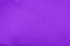 Textured synthetical background. Close up of violet textured synthetical background Royalty Free Stock Images