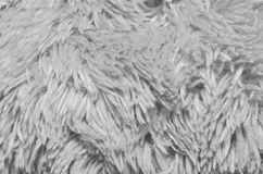 Textured synthetical fur background Royalty Free Stock Photography