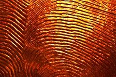 Textured szkło Obrazy Royalty Free