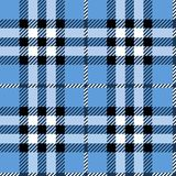 Textured tartan plaid Royalty Free Stock Photos