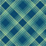 Textured tartan plaid pattern. Textured tartan plaid, vector pattern royalty free illustration