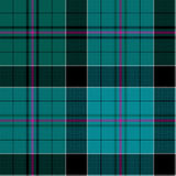 Textured tartan plaid Royalty Free Stock Photography