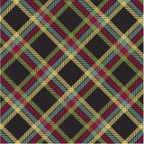 Textured tartan plaid, vector pattern. Textured tartan plaid, a vector pattern stock illustration