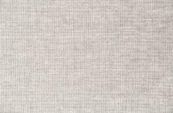 Textured tekstylny bieliźnianej kanwy tło Obrazy Stock