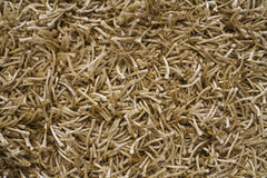 Textured tissue - wires carpet Royalty Free Stock Image