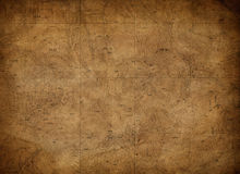 Textured Topographical Map Background Royalty Free Stock Images