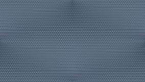 Seamless texture. Glass patterned translucent. 3D render royalty free stock photography