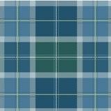 Textured Vector Scottish Tartan fabric Royalty Free Stock Photos