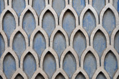 Textured wall geometric pattern Stock Images