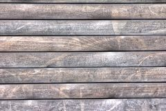Textured Wall Planks Royalty Free Stock Images