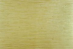 Textured wallpaper. In coffee colour Stock Photography