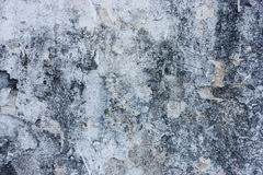 Textured walls with dirt. stock image