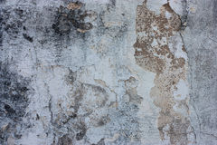 Textured walls with dirt. Royalty Free Stock Images
