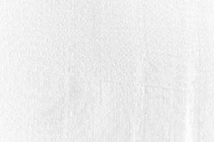 Textured white fabric cloth texture with natural patterns can be Royalty Free Stock Image