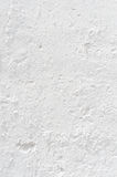 Textured white wall Stock Images