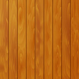 Vector textured wood background Royalty Free Stock Photos