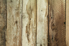 Textured wooden background. The old mill house or shed.  Royalty Free Stock Image