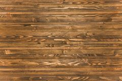 A textured wooden plank Royalty Free Stock Images