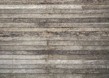 Textured Wooden Planks Stock Photography