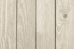 The textured wooden surface of beige color Stock Photos