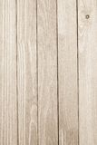 The textured wooden surface of beige color Stock Photography