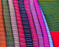 textured woven fabric Royalty Free Stock Images
