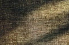 Texturen är grovt gulaktigt Arkivfoto