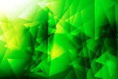Texturen abstracte groene en lichte achtergrond Stock Foto's