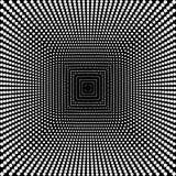 texturen Achtergrond Wit en zwarte Abstractie stock illustratie