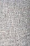 Texturen av den grova torkduken sackcloth Eco tyg naturligt Bakgrund Arkivfoton