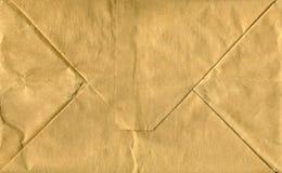 Texturen av det gamla papperet med slitning Royaltyfri Bild