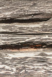 Texturen av en trävägg Arkivfoto