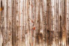 Texturen av omålade gamla bräden Arkivfoto