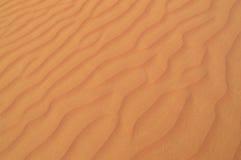 Texturen av sanden Fotografering för Bildbyråer