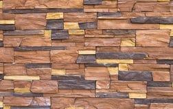 Texturen av stenen Royaltyfria Bilder