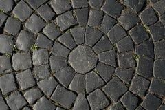 Texturen av stenen Royaltyfri Foto