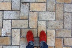 Texturen av stenen Arkivfoton