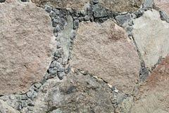 Texturen av stenen Arkivbilder