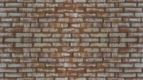 Texturen av tegelstenen är gammal, skrapat royaltyfri bild