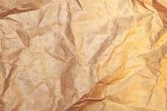Texturen av vitbok med bucklor och knutar arkivbild