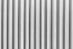 Texturen för bandmetallark i vit färg Arkivbilder