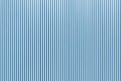 Texturen för bandmetallarket i blått färgar Royaltyfria Foton